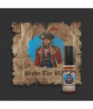 Eliquide Buccaneer's Juice Brody The black