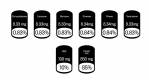 Pack 2 CBD Pods Cannav' FOCUS 1000mg