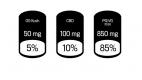 Pack 2 CBD Pods Cannav' ACDC 1000mg