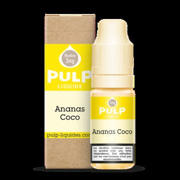 Eliquide PULP Ananas coco