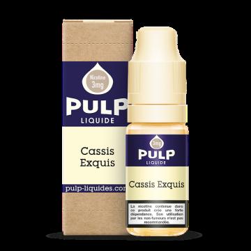 Eliquide PULP Cassis Exquis