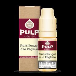 Eliquide PULP Fruits rouges réglisse