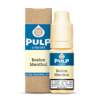 Eliquide PULP Boston mentho