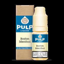 Eliquide PULP Boston menthol