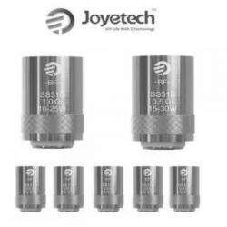 0.6 Résistances Joyetech Aio/CUBIS Pack 5