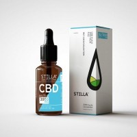 STILLA huile CBD Full Spectrul1000mg